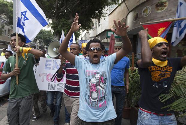 Afrikai menekültek Izraelben: mi a teendő?