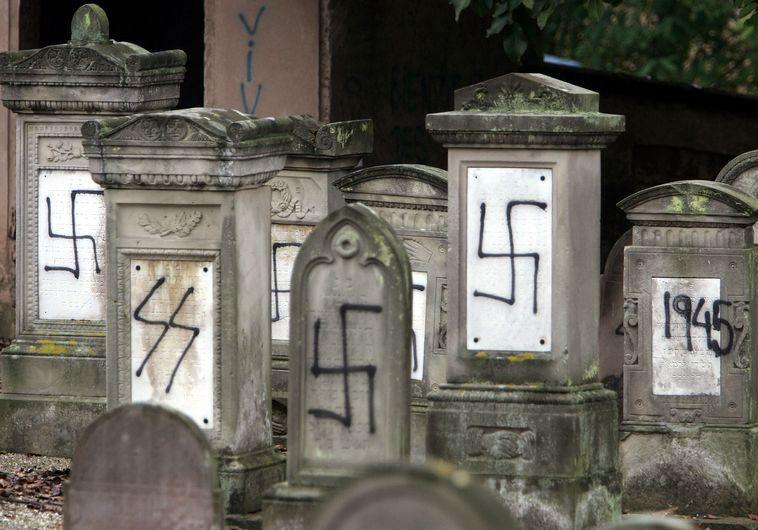 Antiszemita vandalizmus Ukrajnában