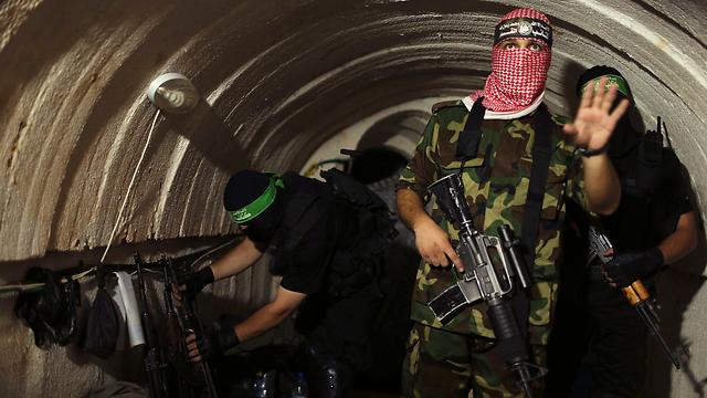 Lendületet kaphat a Hamasz terroralagútjainak építése