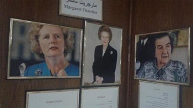 Botrányt okozott Golda Meir portréja Egyiptomban
