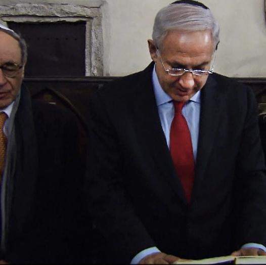 Netanjahu: Asszimiláció nélkül többen lennénk