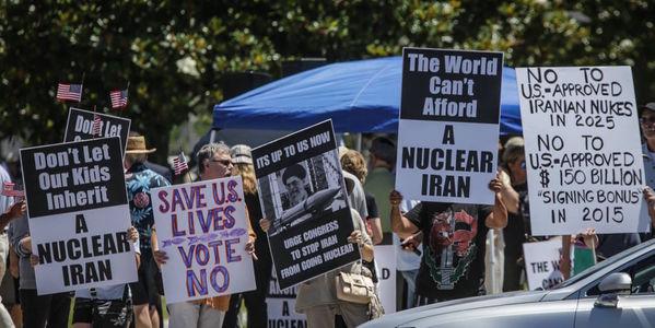840 amerikai rabbi az iráni megállapodás ellen