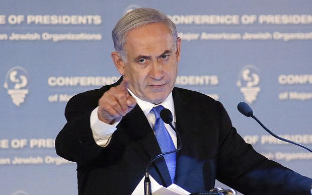 Izrael semmilyen terrorizmust nem tolerál