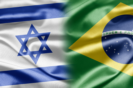 Erősödik a brazil közösség Izraelben