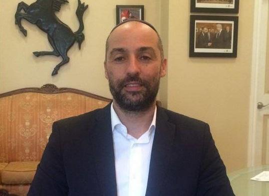 Steve Maman-t zsidósága inspirálja arra, hogy gyerekeket mentsen