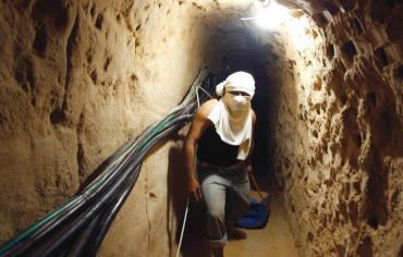 Halgazdasággal küzd az egyiptomi hadsereg a Hamasz ellen