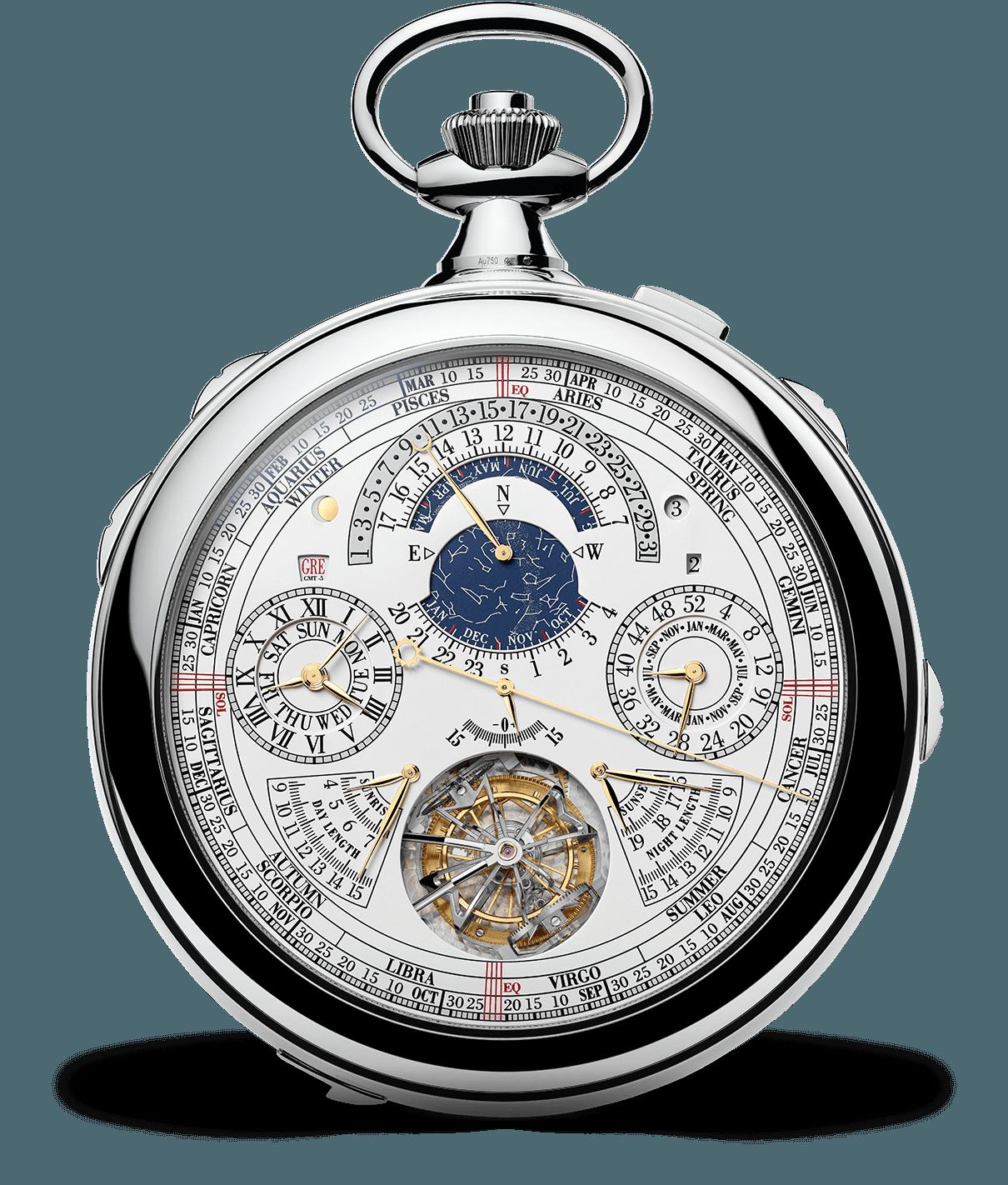 Másfél milliárd forintba kerül a világ legbonyolultabb órája – még zsidó naptár is van benne