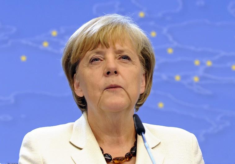 Merkel: Elfogadhatatlan, ahogy Irán Izraelről beszél