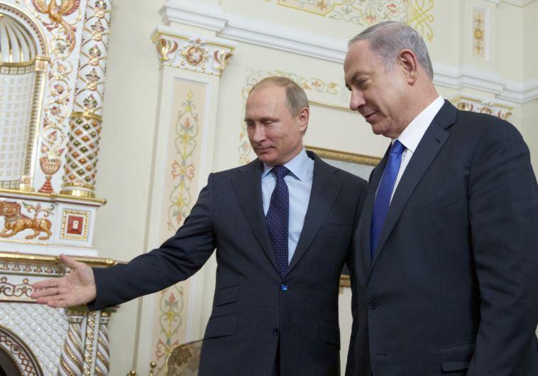 Putyin Izraelt is védi Szíriában? – a csúcstalálkozó háttere