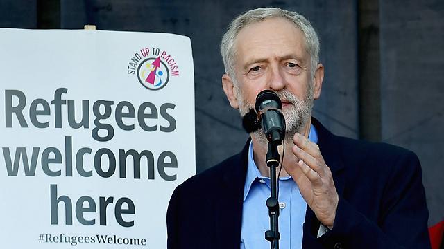 Izrael-ellenes gesztust tett a brit Munkáspárt