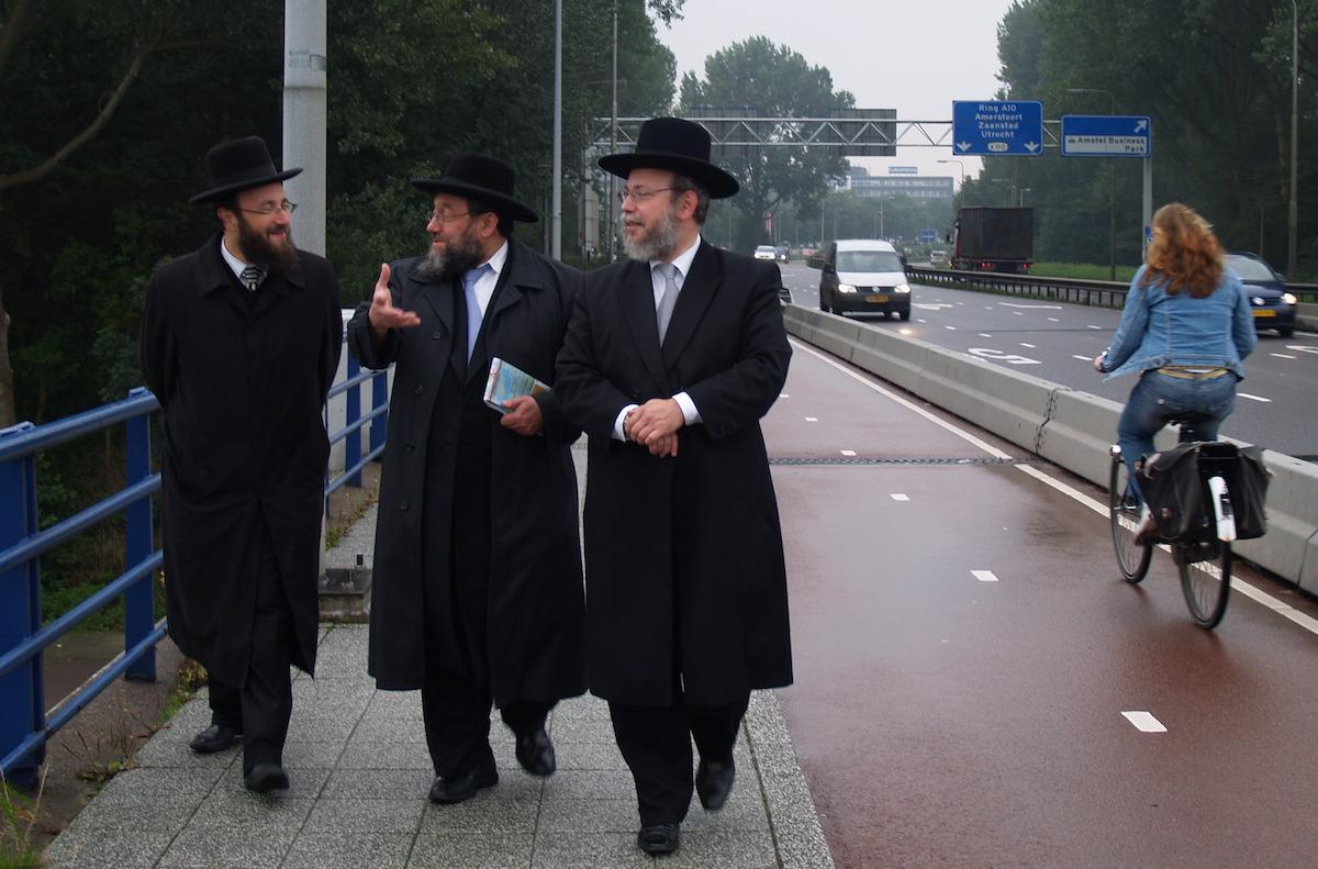 Pozitív sokszínűség vagy jogos félelem? – A menekültválság megosztja a holland zsidókat (is)