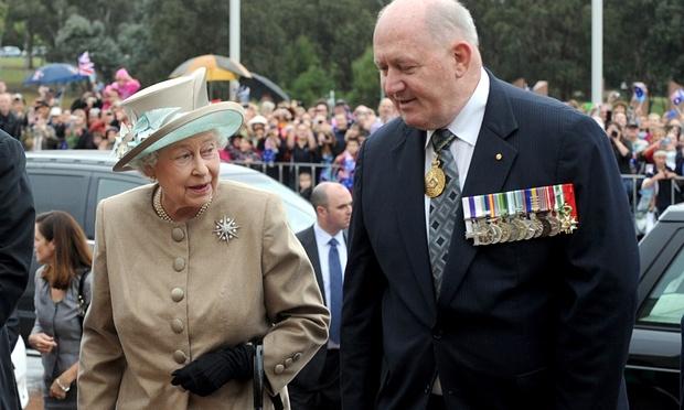 Sydney Nagy Zsinagógájába látogatott a királynő képviselője