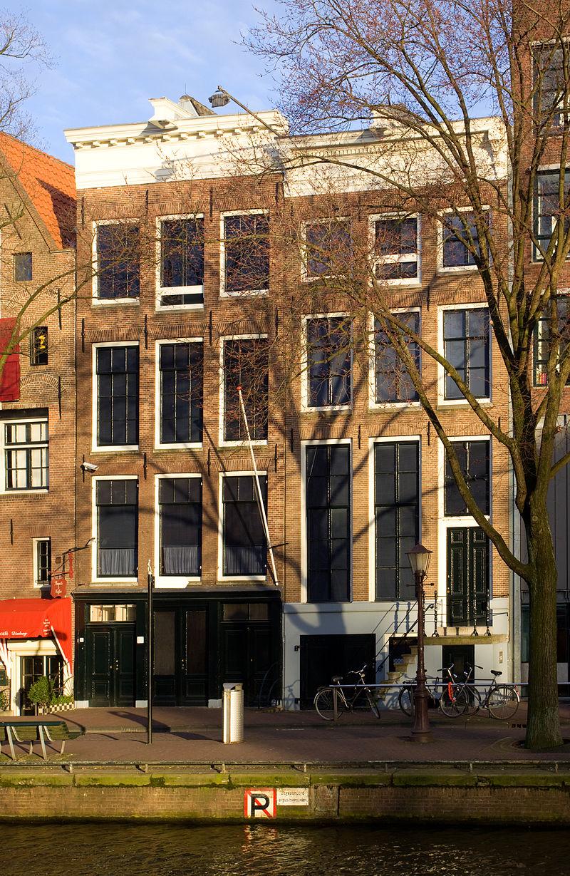 Rekordszámú látogatója volt az Anne Frank Háznak