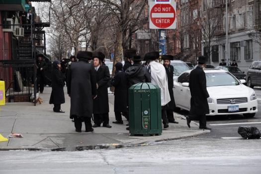 Sorozatosak a zsidók elleni támadások Brooklynban