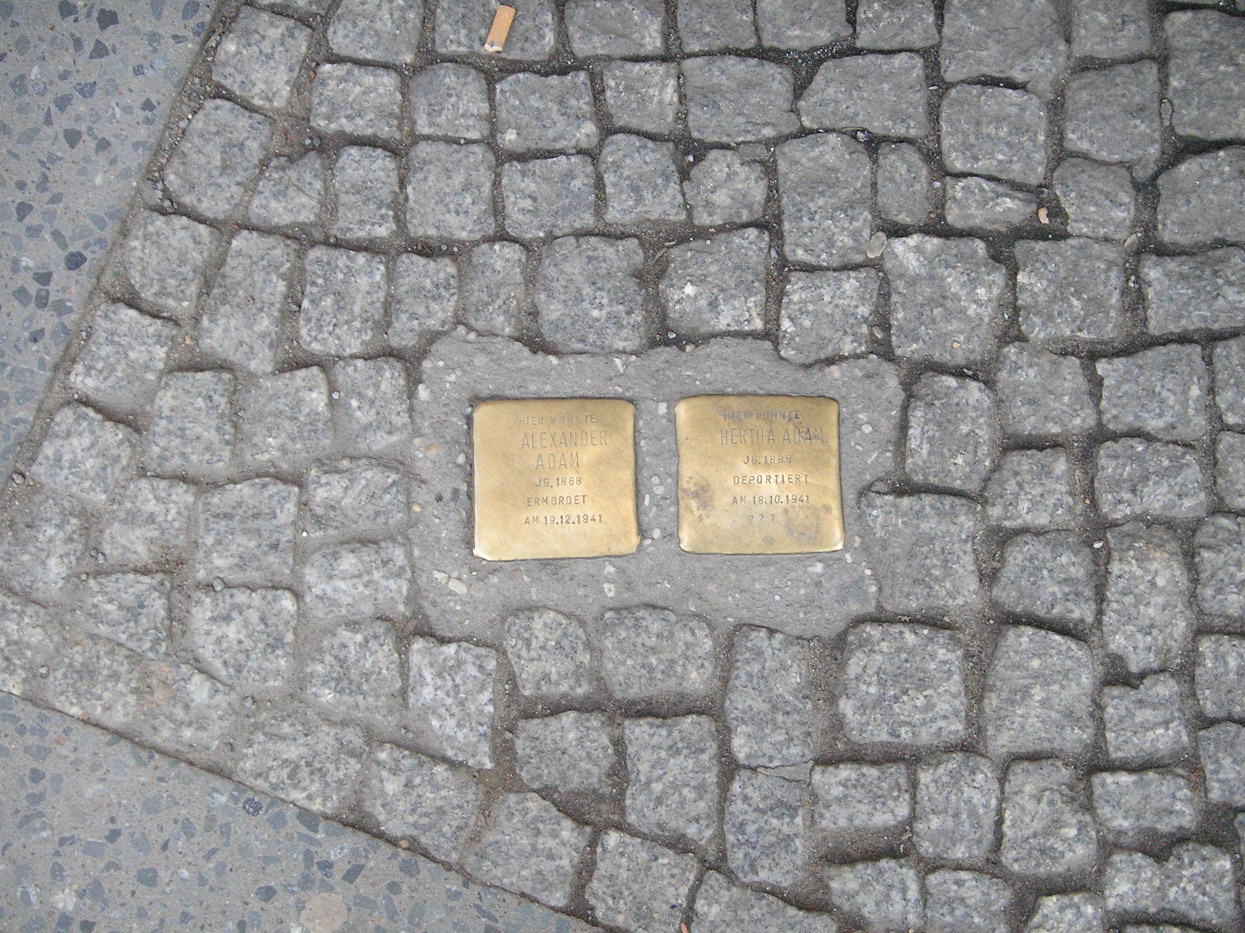 Antiszemita vandalizmus Németországban