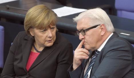 Steinmeier: a menekülteknek is küzdeniük kell az antiszemitizmus ellen