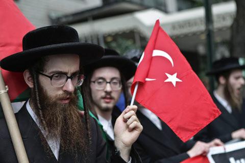 Veszélyben vannak a zsidók Törökországban
