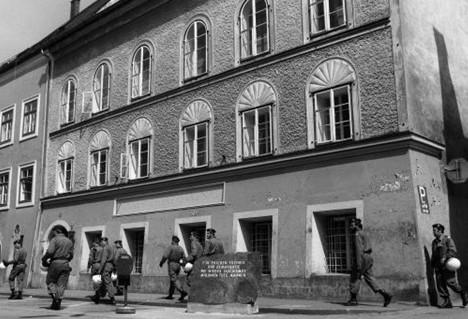 Állami tulajdonba venné Hitler szülőházát az osztrák kormány