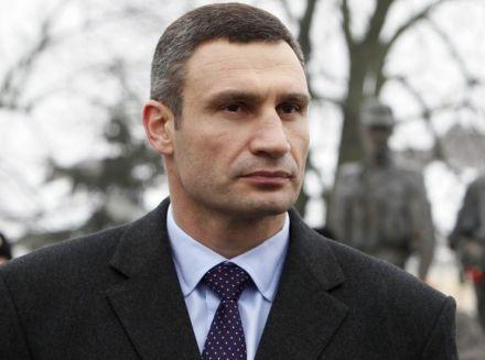 Vitalij Klicsko elítélte az izraeli zászló elégetését