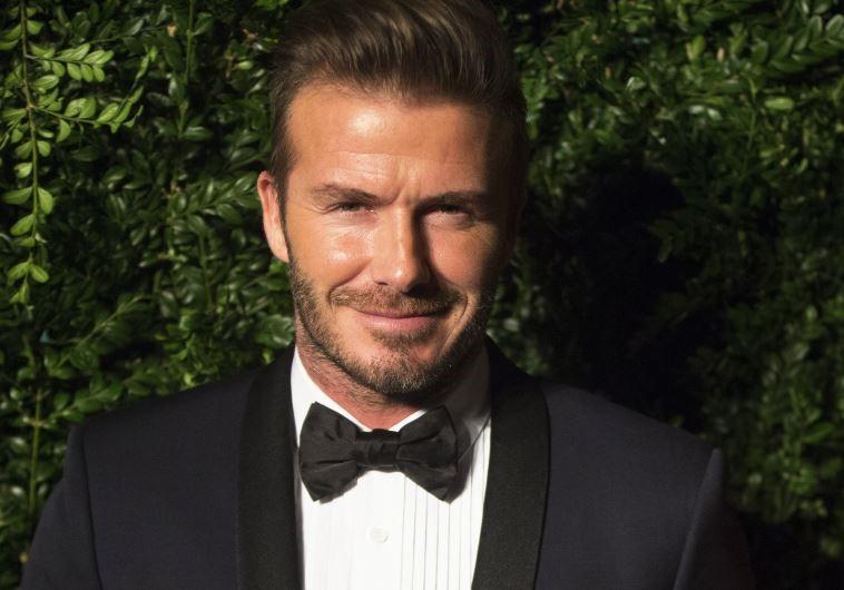 """David Beckham: """"Zsidóként tekintek magamra"""""""