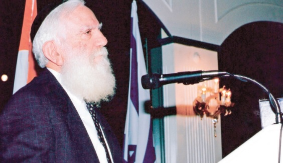 A Rebbe tanácsa orvosi utasításra