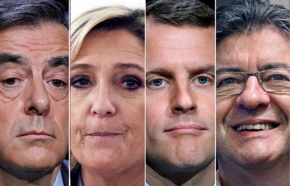 Elnökválasztás Franciaországban: nem csak Le Pen-től tartanak a francia zsidók