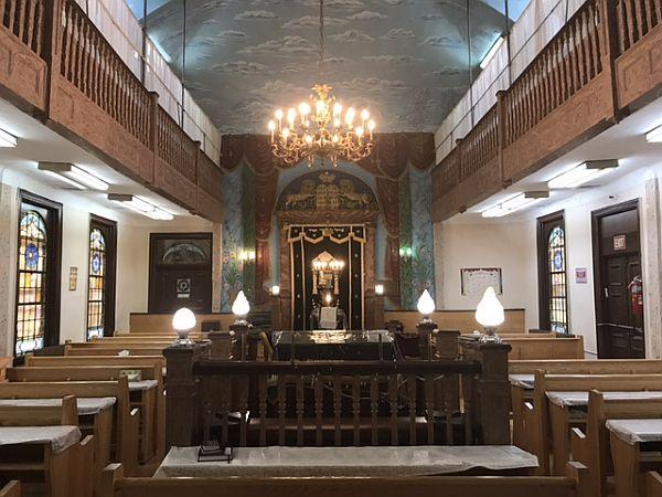 Megmenekülhet a legöregebb brooklyni zsinagóga