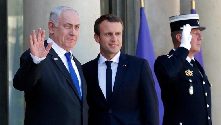 2018-ban Izraelbe látogat Emmanuel Macron
