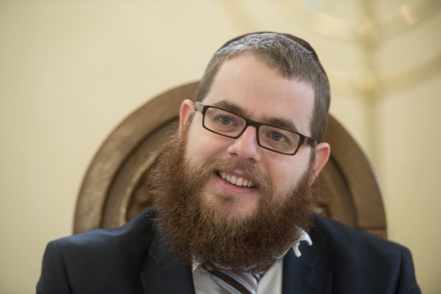 Köves Slomó: Napi Talmud