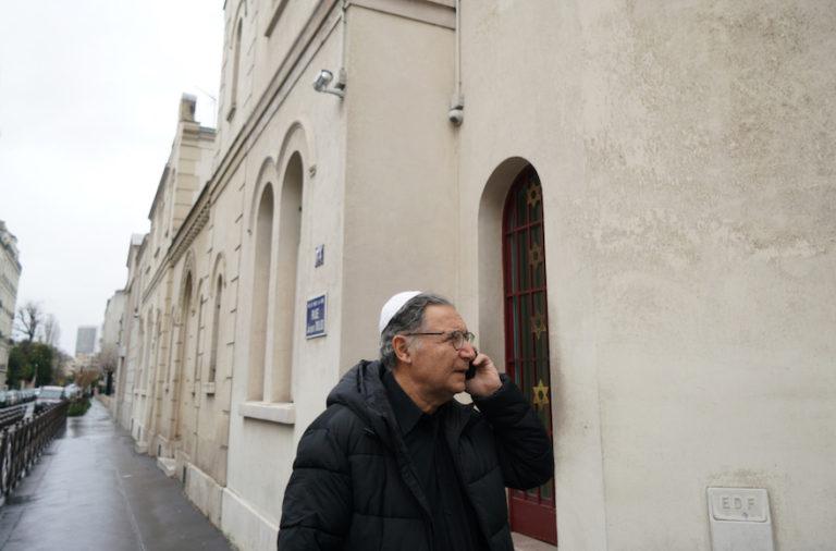 Gettókba zárja magát a franciaországi zsidóság