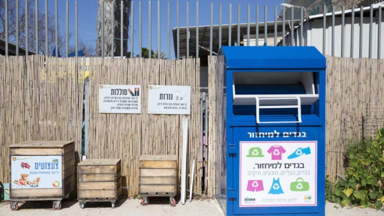 Élen jár a megújuló energia terén Izrael