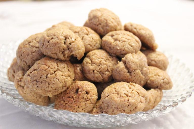 Kóser gasztro: halva ízű keksz