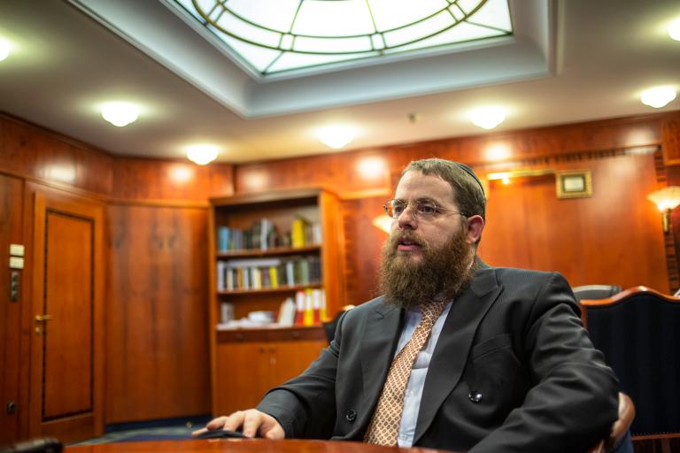 """""""A mostani zsidó fiatalok nyíltabban vállalják az identitásukat"""""""