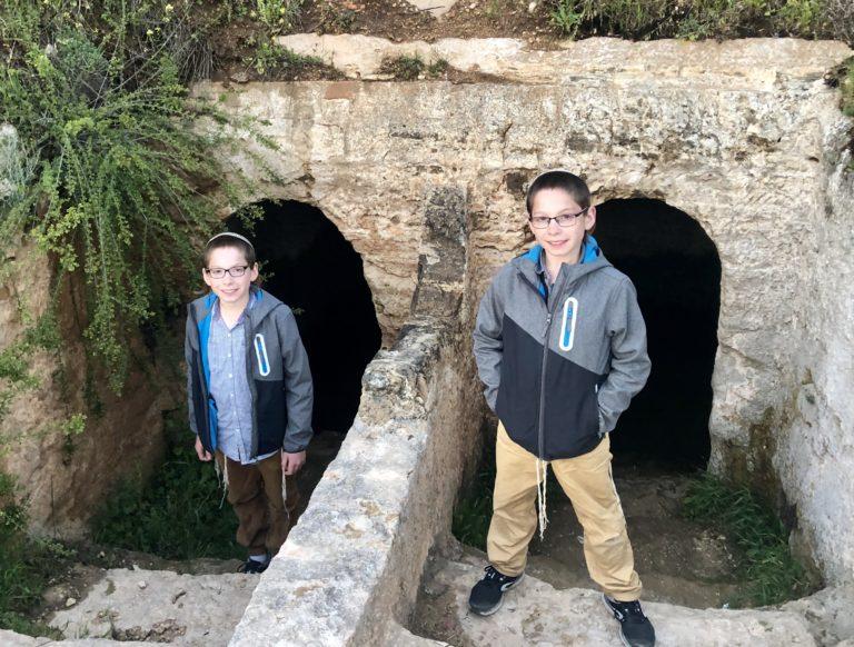 Saul és Joel tóramagyarázatai: Tázriá