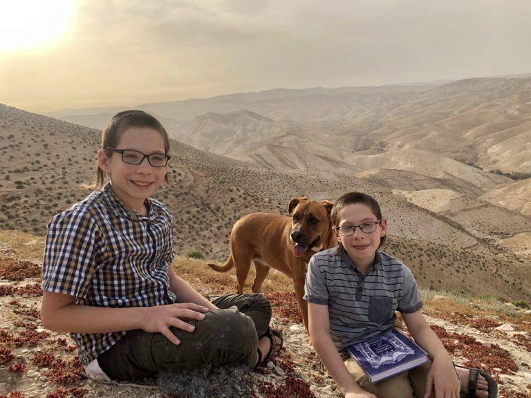 Saul és Joel tóramagyarázatai: Ácháréj mot