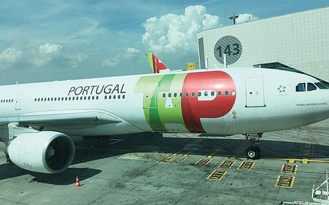 Járatot indított New Jersey és Izrael között a portugál légitársaság