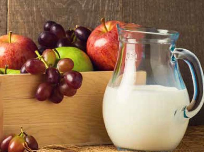 Kóser gasztro: Tejjel-mézzel folyó finomságok a sávuoti asztalon