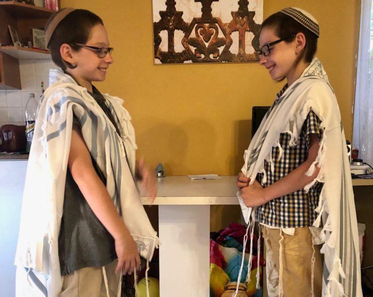 Saul és Joel tóramagyarázatai: Slách