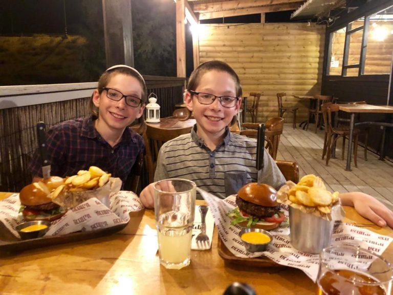 Saul és Joel tóramagyarázatai: Mátot-Mászé