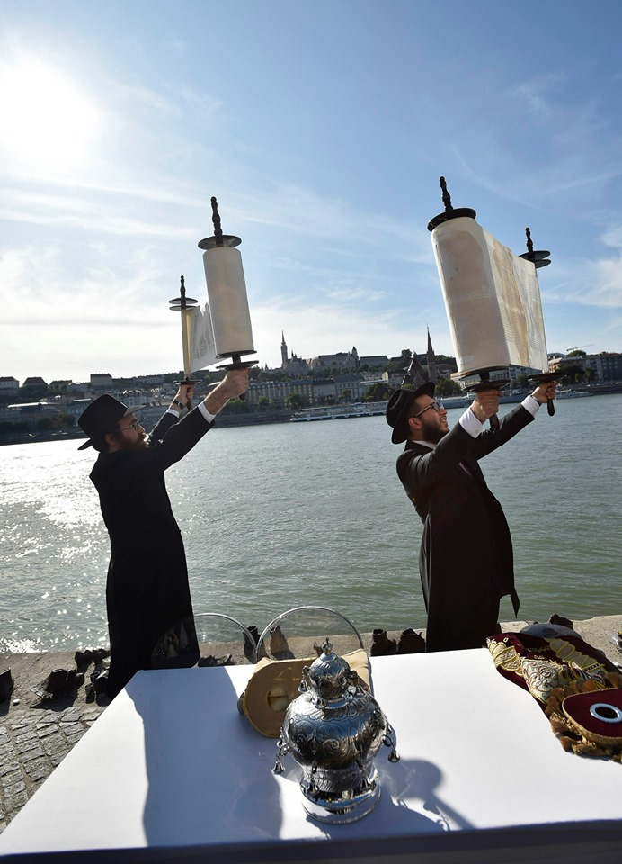 Köves Slomó: a Tóra befejezése mindig nagy esemény, de Budapesten különösen örömünnep