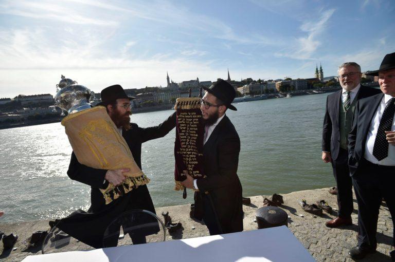 Bemutatjuk Magyarország két új zsinagógájának rabbijait
