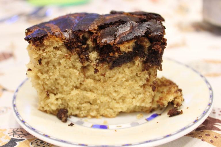 Kóser gasztro: márványos sütemény