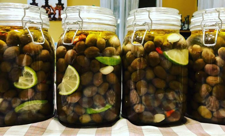 Kóser gasztro: olívaolaj