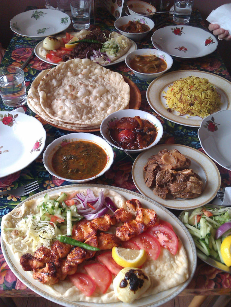 Kurd zsidó konyha