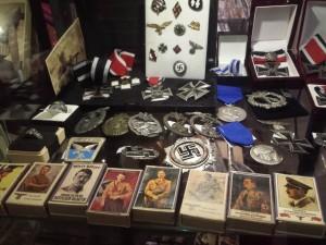Elárverezni vagy megsemmisíteni: náci relikviák kalapács alatt