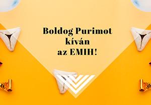 Purimi programok az EMIH szervezésében