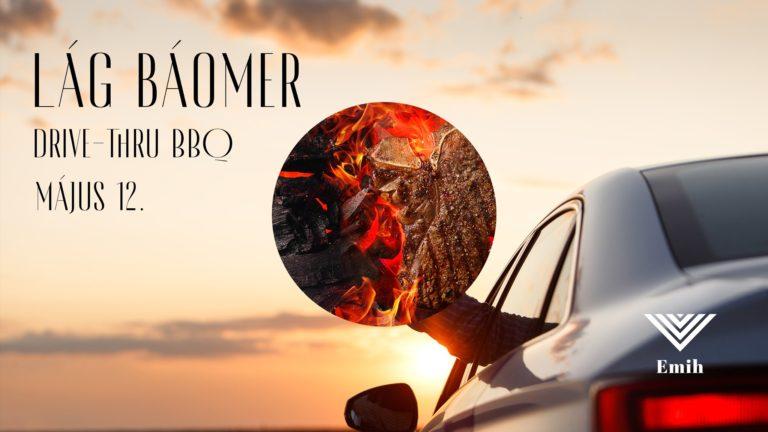 Lág BáOmer autós barbecue