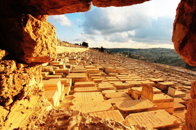 Miért jobb izraeli temetőben nyugodni? 2. rész