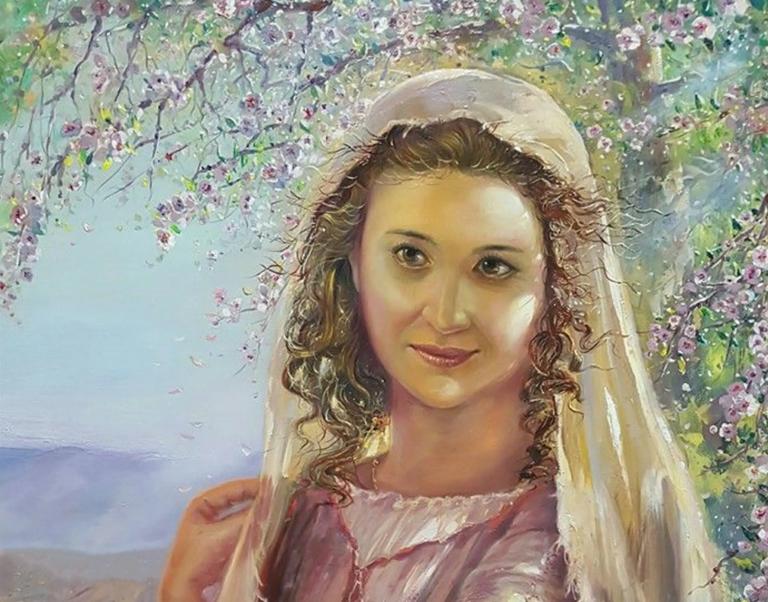 Ráhel, az örök zsidó anya