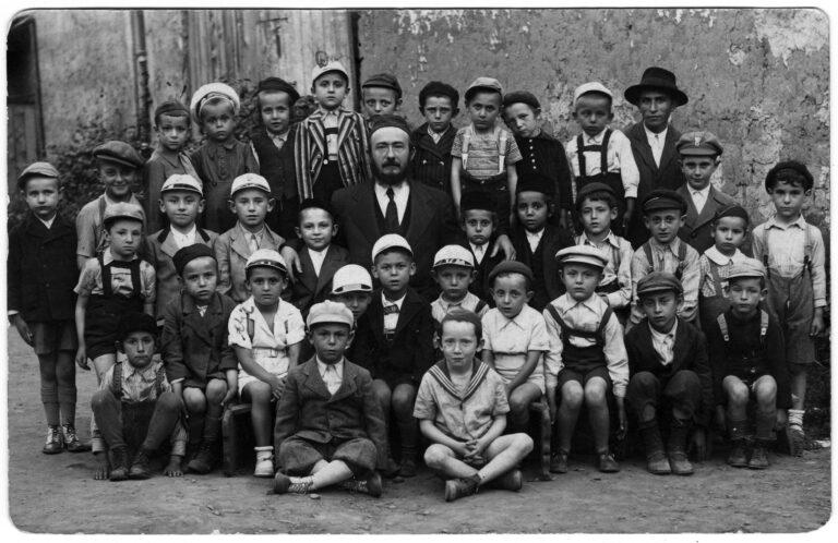 És meséld el fiadnak… – A zsidó oktatás rendszere